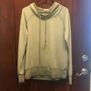 MAURICES - Thin Funnel Neck Hoodie